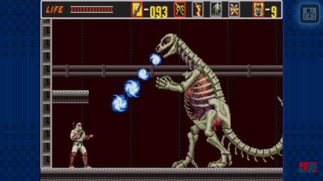 Screenshot - The Revenge of Shinobi (Android) 92549972