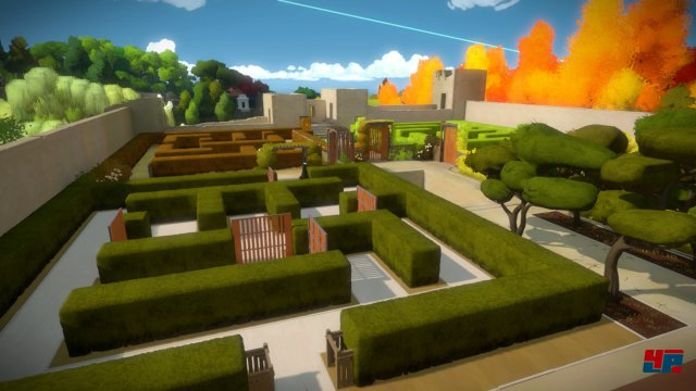 Screenshot - The Witness (PlayStation4) 92519247