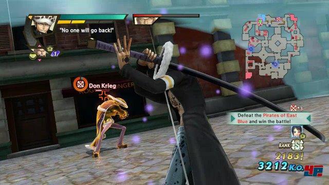 Screenshot - One Piece: Pirate Warriors 3 (PC) 92511859