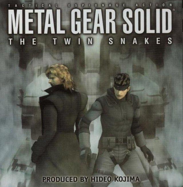 Zwillingsschlangen <br><br> Elemente wie Genomsoldaten mit verbesserten Fähigkeiten sowie Solid und Liquid als Teil von Klonexperimenten stellen die Genetik neben der atomaren Abschreckung als ein zentrales Thema in den Mittelpunkt von Metal Gear Solid. Für Kenner gibt es ein Wiedersehen mit Charakteren der MSX2-Einsätze - so z.B. (Ex-)Colonel Campbell und Gray Fox. Neuzugänge wie Otacon, Meryl, Naomi Hunter und Ocelot werden zu weiteren Stützpfeilern der Serie - genau wie der Foxdie-Virus, der aufgrund einer speziellen Programmierung nur bestimmte Personen tötet und im vierten Teil zu einer potenziellen biologischen Waffe mutiert. Ein technisch aufgebohrtes Remake der Klassikers erschien 2004 exklusiv für Nintendos GameCube unter dem Namen Metal Gear Solid: The Twin Snakes. 2397737