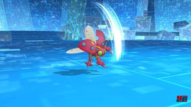 Screenshot - Digimon Story: Cyber Sleuth - Hacker's Memory (PS4) 92542724