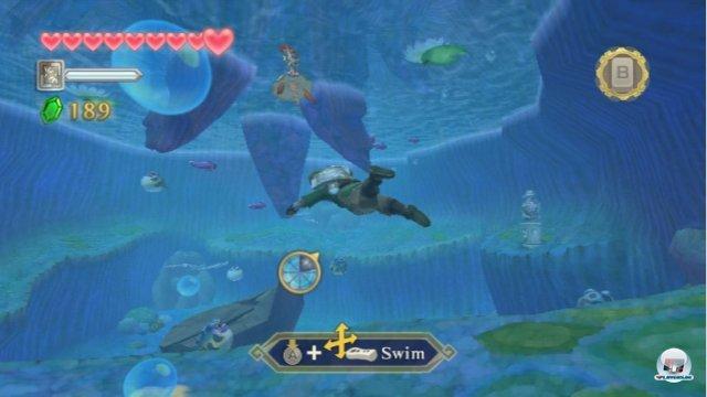 Screenshot - The Legend of Zelda: Skyward Sword (Wii) 2276642