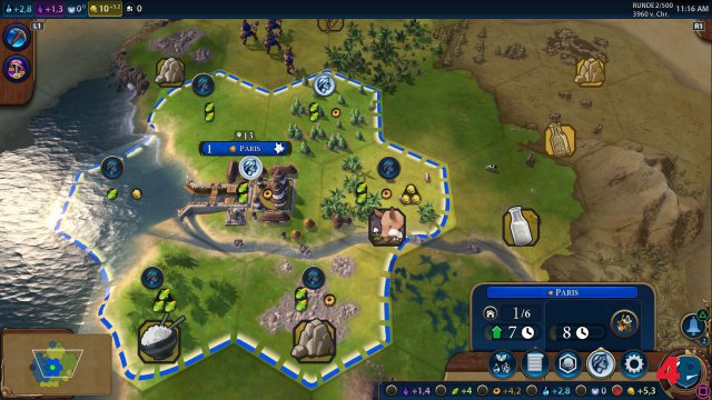 Screenshot - Civilization 6 (PS4) 92600741