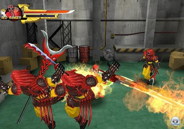 Screenshot - Power Rangers Samurai (Wii) 2230558