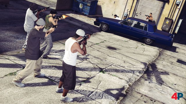 Screenshot - Grand Theft Auto 5 (PC) 92611485