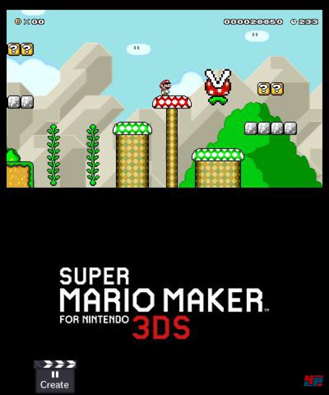 Screenshot - Super Mario Maker (3DS) 92537092