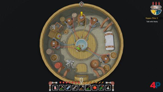 Screenshot - Scrapnaut (PC)