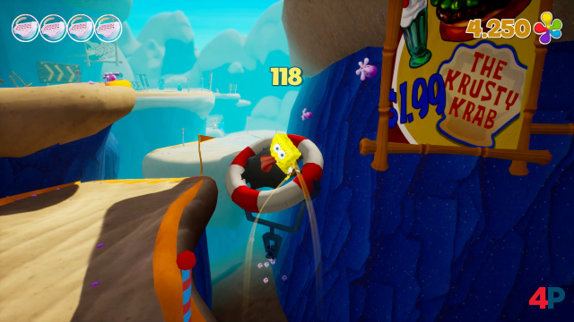 Screenshot - SpongeBob SquarePants: Battle for Bikini Bottom - Rehydrated (PC) 92617408