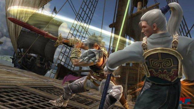 Screenshot - Soul Calibur: Lost Swords (PlayStation3) 92481716