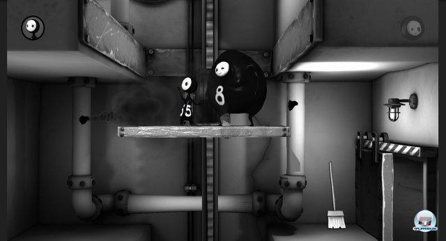 Screenshot - Escape Plan (PS_Vita)