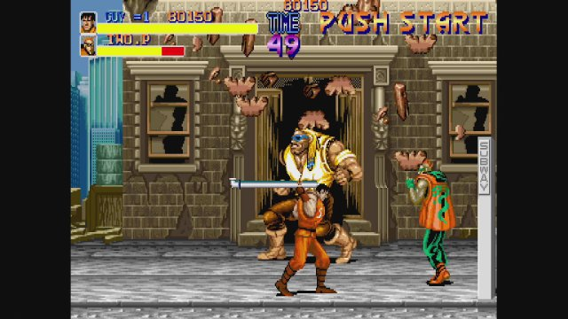 Screenshot - Capcom Arcade Stadium (Switch) 92635218
