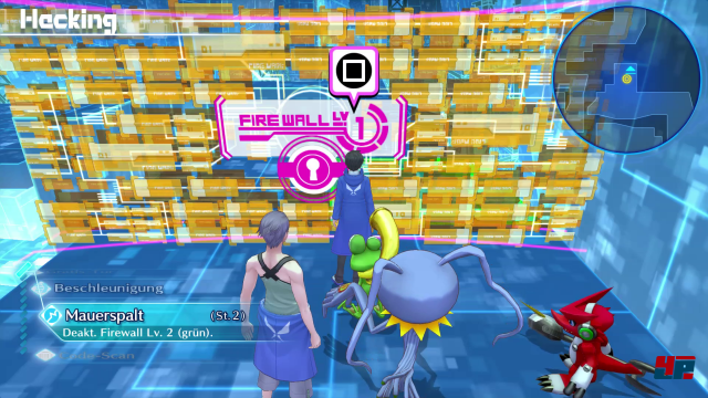 Screenshot - Digimon Story: Cyber Sleuth - Hacker's Memory (PS4) 92558290