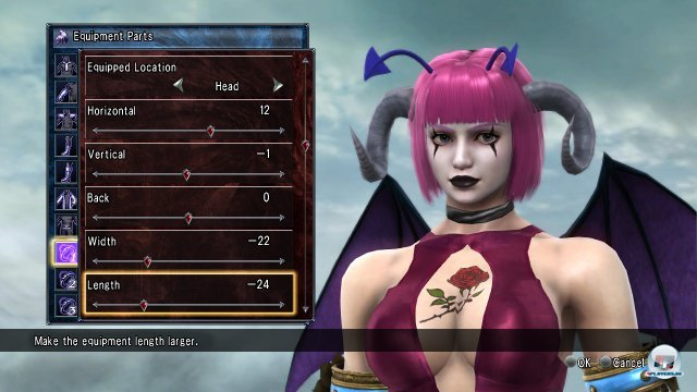 Screenshot - Soul Calibur V (PlayStation3) 2283342