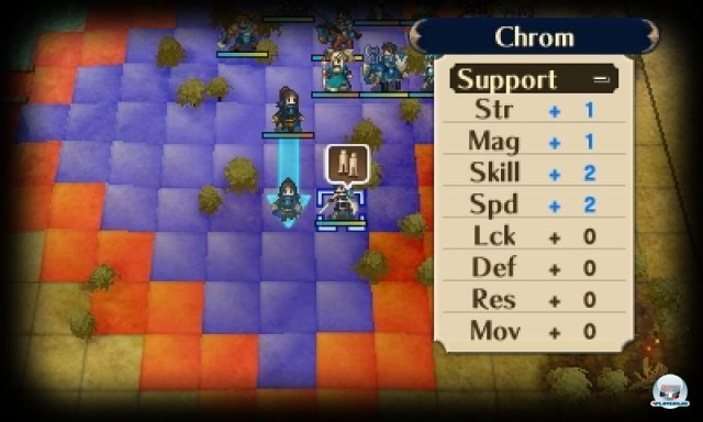 Screenshot - Fire Emblem: Awakening (3DS)