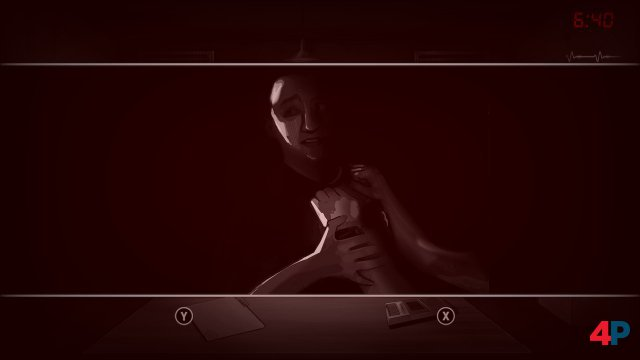 Screenshot - Interrogation: You will be deceived (Switch)