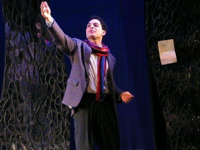 Seine Wurzeln hat Mando beim Theater.