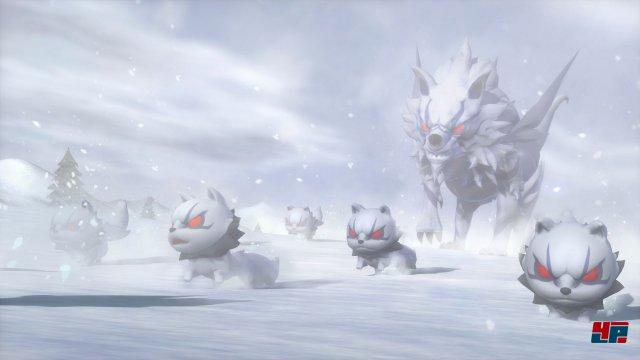 Screenshot - World of Final Fantasy (PlayStation4) 92507756