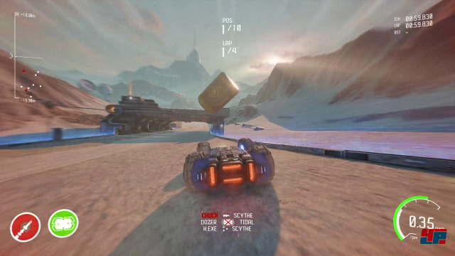 Screenshot - GRIP: Combat Racing (PlayStation4Pro) 92576756