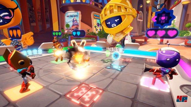 Screenshot - Mini-Mech Mayhem (PS4)