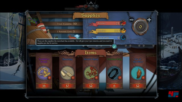Screenshot - The Banner Saga 2 (PC) 92524964