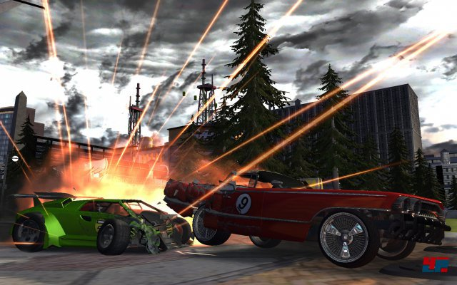 Screenshot - Carmageddon: Reincarnation (PC) 92506247