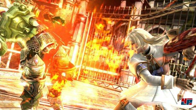 Screenshot - Soul Calibur: Lost Swords (PlayStation3) 92481700