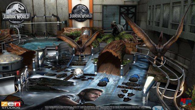 Screenshot - Jurassic World Pinball (PC) 92560046