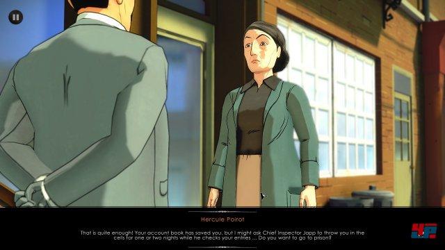 Screenshot - Agatha Christie: The ABC Murders (Mac) 92519646