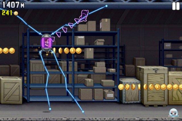 Screenshot - Jetpack Joyride (iPhone) 2259082