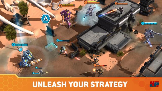 Screenshot - Titanfall: Assault (Android)