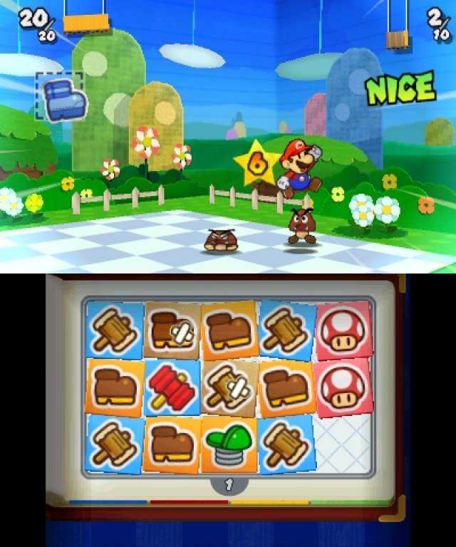 Screenshot - Paper Mario: Sticker Star (3DS) 92419692