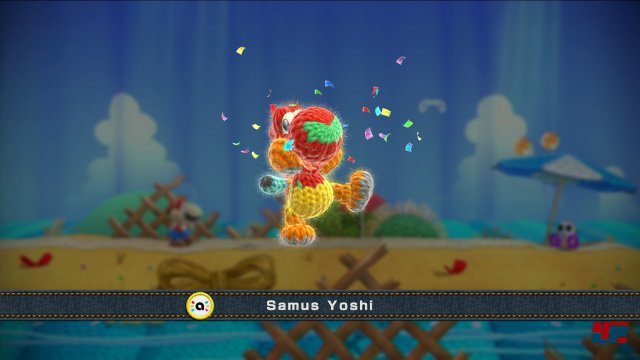 Screenshot - Yoshi's Woolly World (Wii_U) 92507634