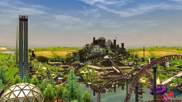 Screenshot - RollerCoaster Tycoon 3: Complete Edition (PC) 92623652
