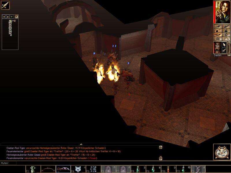 Screenshots zu Neverwinter Nights: Alles zum Rollenspiel