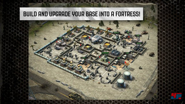 Screenshot - Call of Duty: Heroes (Android)
