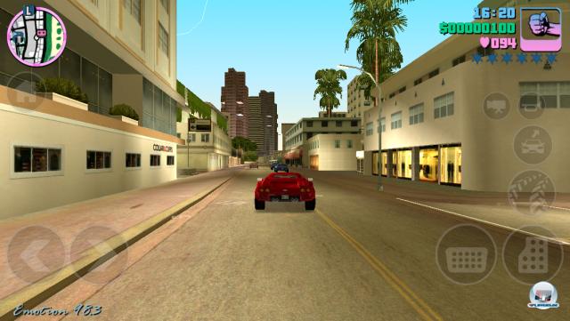 Screenshot - Grand Theft Auto: Vice City (iPhone) 92430547