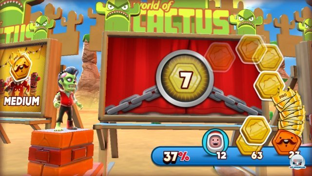 Screenshot - Joe Danger Touch (iPhone) 92439437