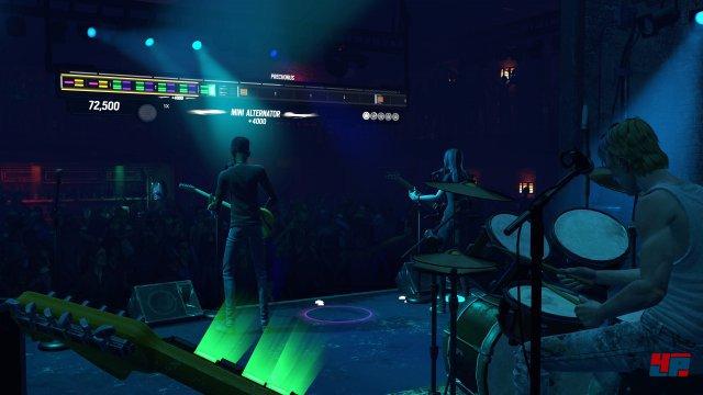 Die Live-Auftritte sind auf kreative Interpretation der Songs ausgelegt.