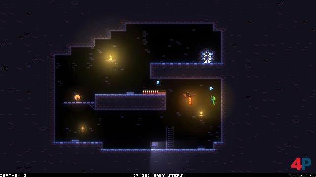 Screenshot - Cloak and Dasher (PC)