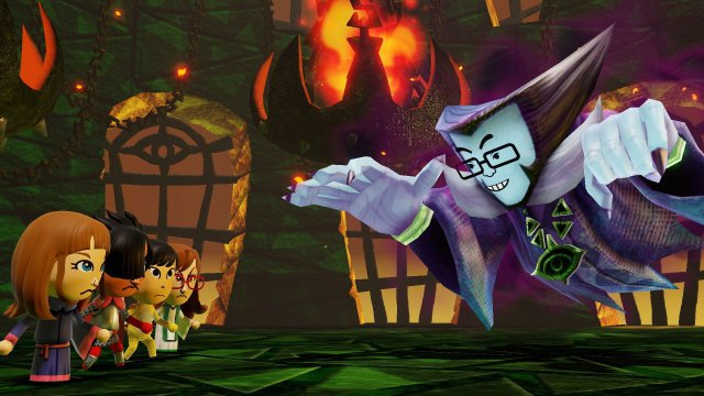 Screenshot - Miitopia (Switch)