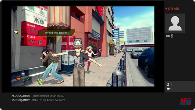 Screenshot - Akiba's Trip: Undead & Undressed (PlayStation4) 92498793