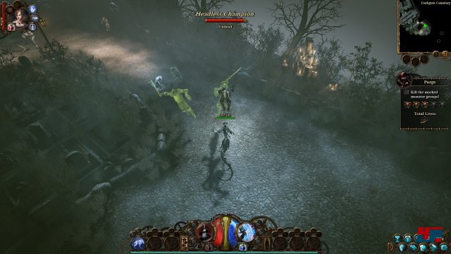 Screenshot - The Incredible Adventures of Van Helsing: Final Cut (PC) 92516060