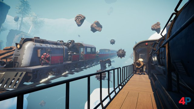 Screenshot - Voidtrain (PC)