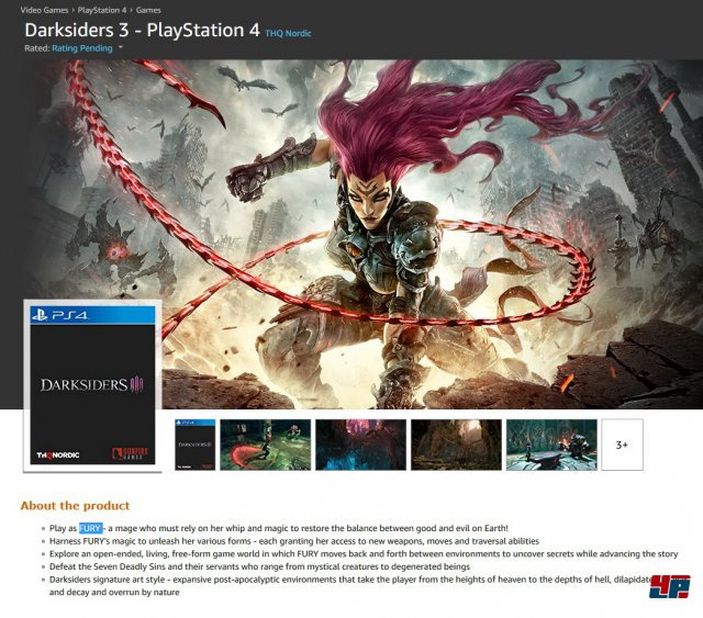 Screenshot - Darksiders 3 (PC) 92544901