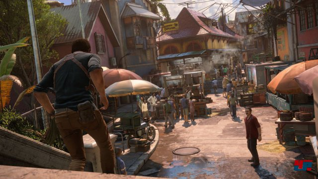 Screenshot - Uncharted 4: A Thief's End (PlayStation4) 92507779