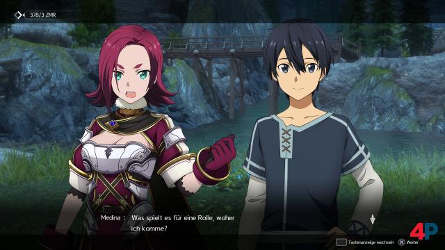 Screenshot - Sword Art Online: Alicization Lycoris (PS4) 92620116