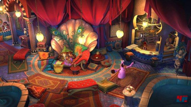 Screenshot - The Book of Unwritten Tales 2 (PC) 92497022