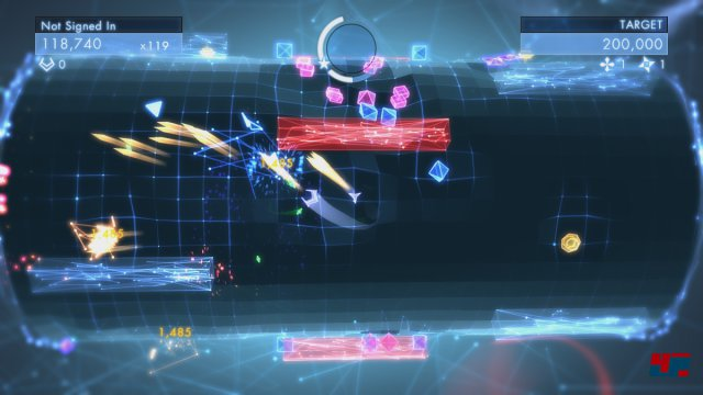 Screenshot - Geometry Wars 3: Dimensions (XboxOne) 92488333