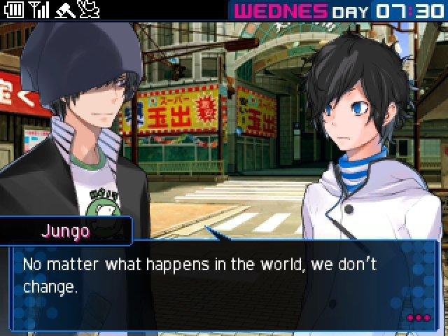 Screenshot - Shin Megami Tensei: Devil Survivor 2 - Record Breaker (3DS) 92514880