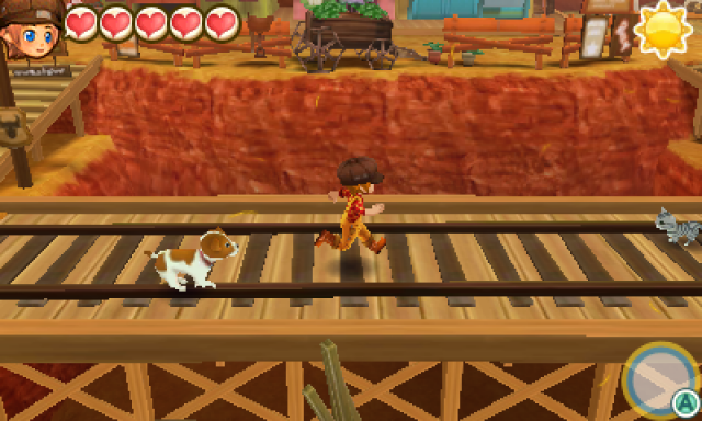 Screenshot - Story of Seasons: Trio of Towns (3DS) 92554161